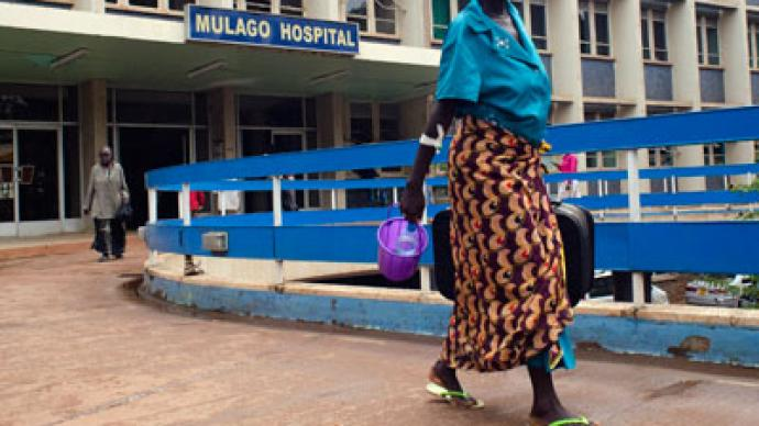 Ebola at large? Prisoner with suspected case escapes Ugandan hospital