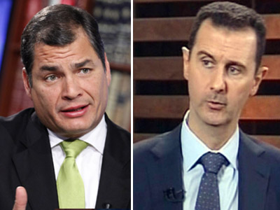 Open declaration of war? US recognizes Syrian opposition body