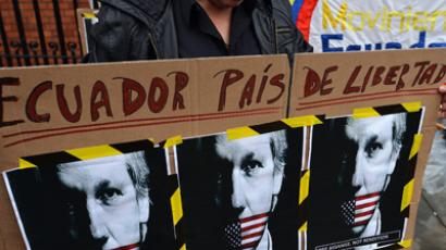 Ecuador grants Assange asylum: LIVE UPDATES