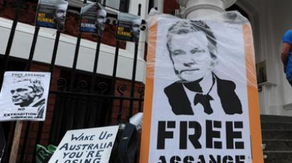 Confirmed: Ecuador grants Julian Assange asylum in dramatic standoff