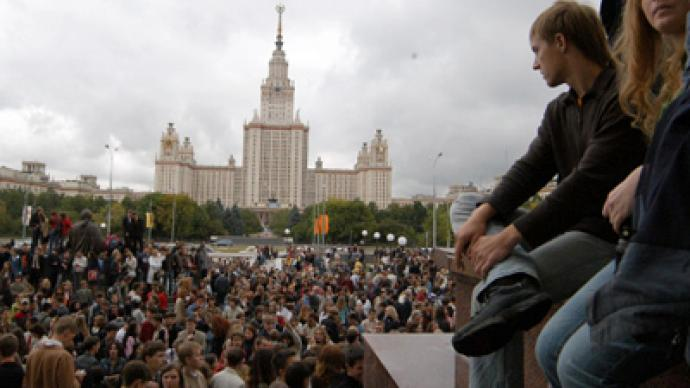 Russian education system learning to adapt to changing times