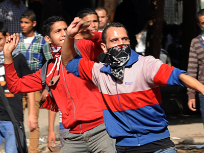 Cairo clashes leave over 60 injured (PHOTOS)