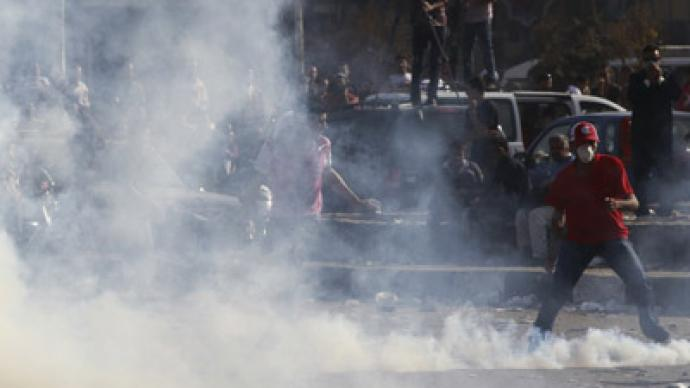 Protester killed as violent demonstrations resume in Cairo