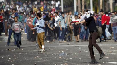 Egypt's top court goes on strike over Islamist pressure