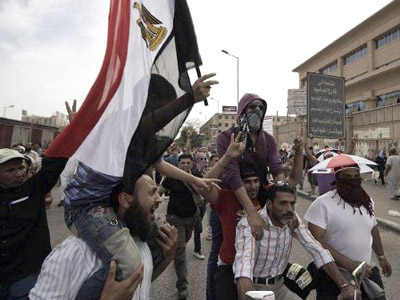 New constitution, same power: Egypt's military council wants it their way