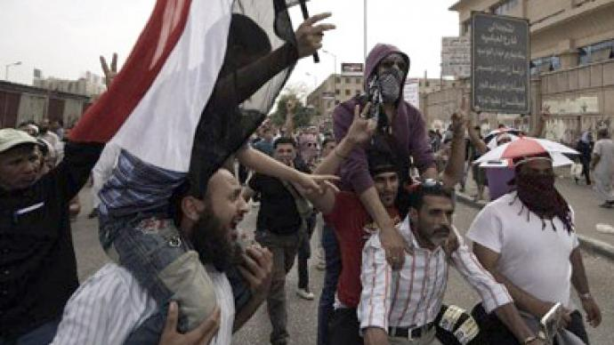 Hundreds arrested as violence spreads in Egypt