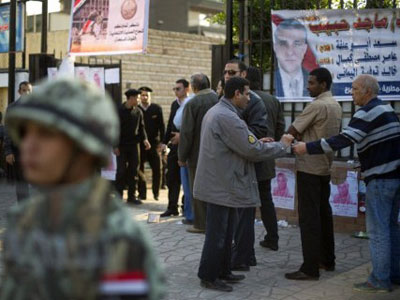 Dirty warfare ignored by mainstream as Egypt votes