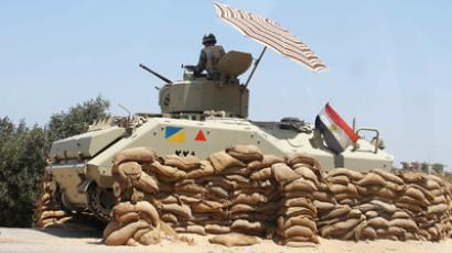 Security breakdown in Sinai: Army battles it out with militants