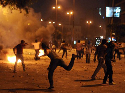 'Islamic dictatorship haunts Egypt' (VIDEO)