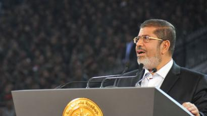 Morsi declares expanded powers, bans breakup of assembly penning constitution