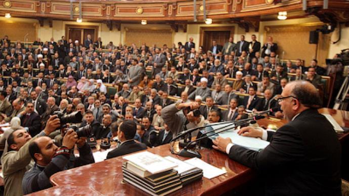 Islamist grip on Egypt may tighten: Muslim Brotherhood eyes presidency