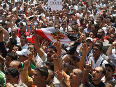 Egypt's new regime rules with an iron fist