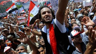 Egyptian Islamists threaten protests over elections