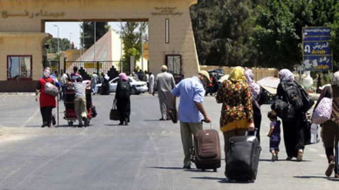 Egypt reopens Rafah crossing after Sinai attack