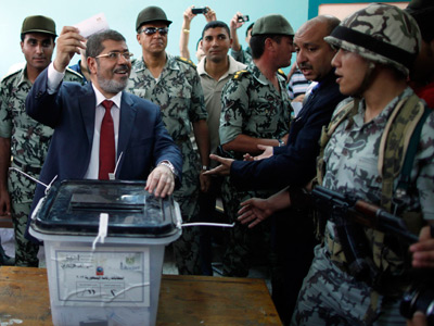 Voters' dilemma: Egyptians choosing president
