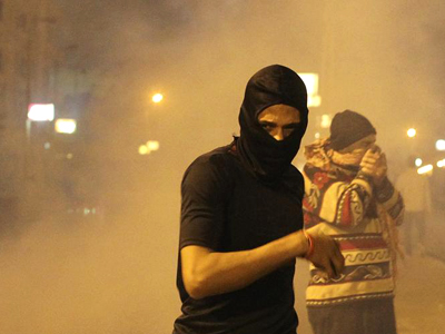 Egypt orders $2.5mln worth of teargas from US despite plunging economy