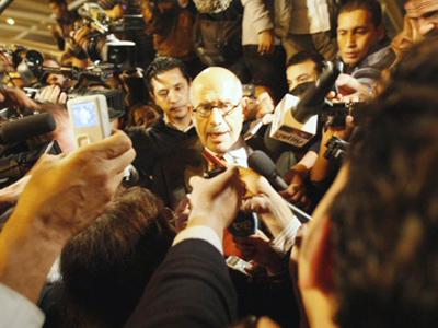 """ElBaradei suits everyone but only as an interim leader""- Russian political analysts"