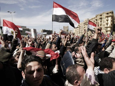 Permanent Revolution: Resistance lives among disillusioned Egyptians