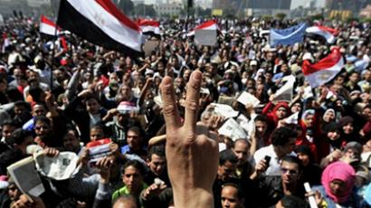 """New"" regime uses same old methods in Egypt"