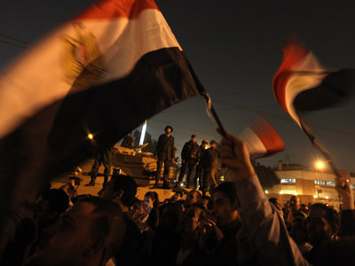 Egypt backs Islamist constitution in first round vote – unofficial results