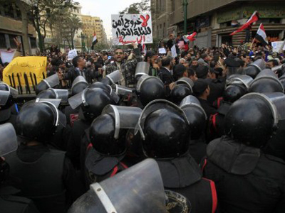 Egypt's costly revolution