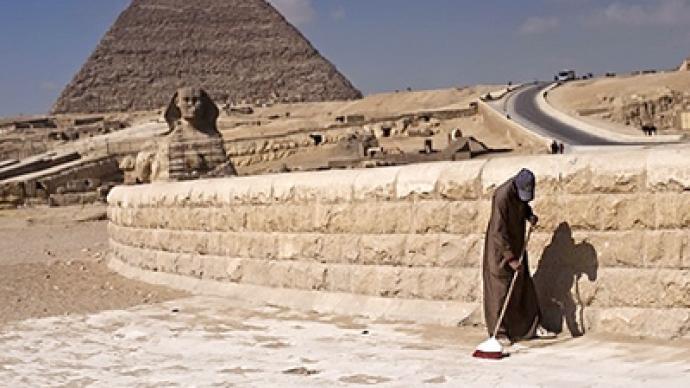 Egypt's revolution is no tourist best-seller