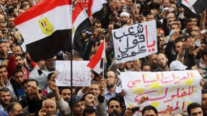West's fixation on Assad eclipses bloody chaos in Egypt
