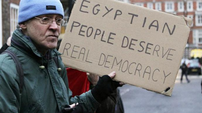 Extremist voices grow louder in UK spurred by Egypt unrest