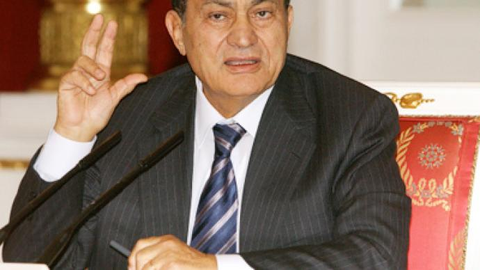 Egyptian president refuses to step down, will not seek re-election