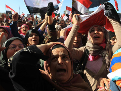 Egypt's new democracy is '12 percent's coup'