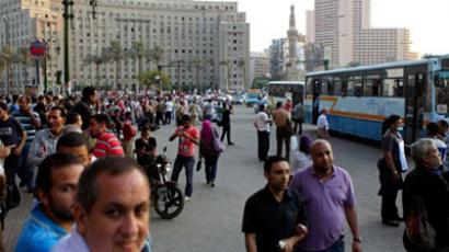 "Egypt's ""Twitter revolution"" reloaded"