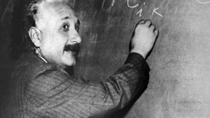 Was Einstein right after all?