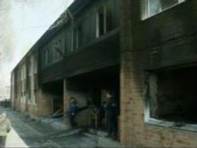 Eisk region's head resigned after nursing home fire incident