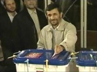 Elections in Iran to test the president's strength