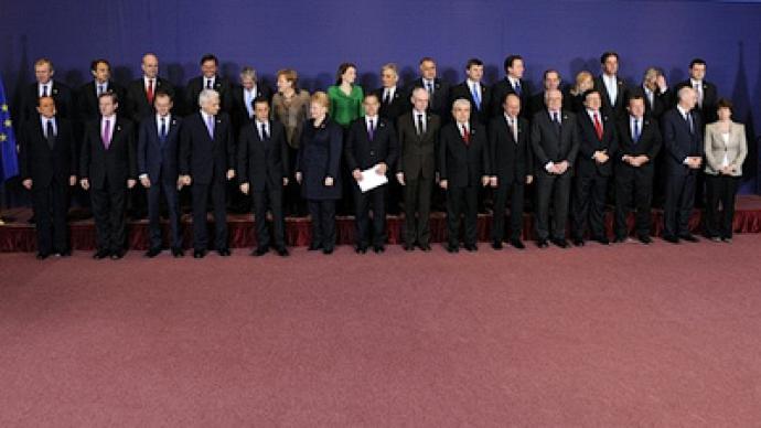European leaders call on Gaddafi to step down