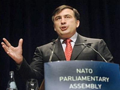 Energy interests behind Russian 'aggression' - Saakashvili