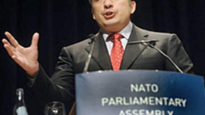 Energy interests behind Russian 'aggression' - Saakashvili