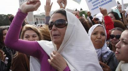 Tunisians fear Sharia-law state may be looming