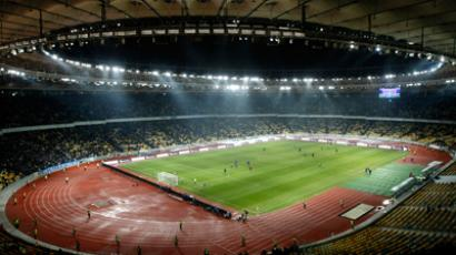 Ukrainian hospitals gear up for Euro 2012 football fallout