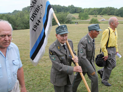 Anti-Nazi group leader arrested in Estonia over bribery allegations