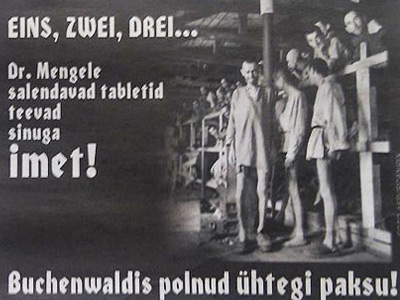 Estonian paper uses Buchenwald victims for slimming pills ad
