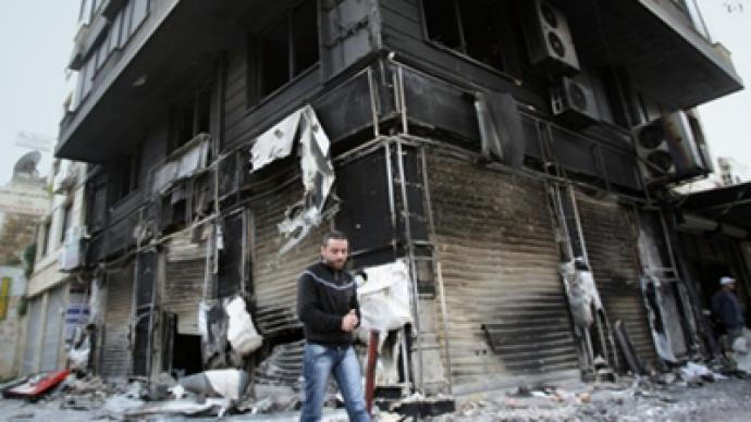 Syria faces more sanctions as EU steps in