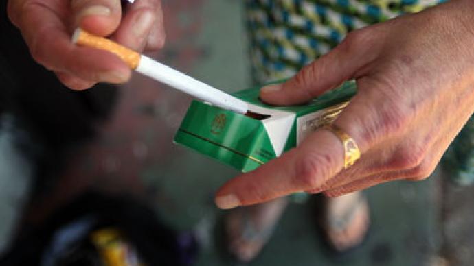 EU to ban menthol cigarettes