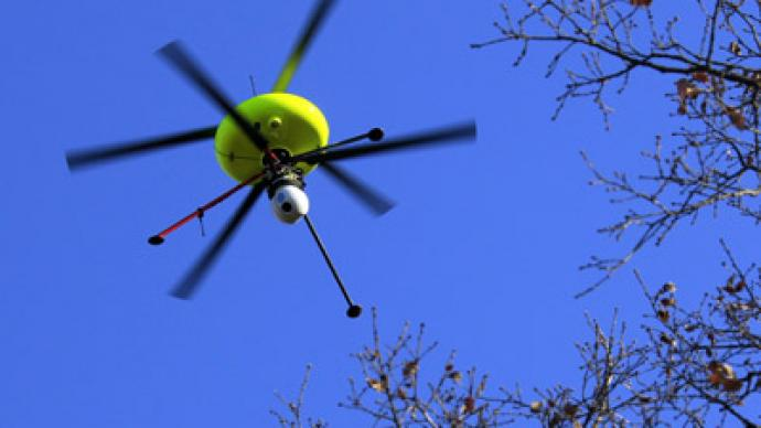 EU plans drone network to nab illegal immigrants