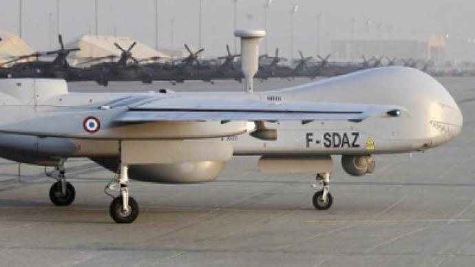 EU farm-policing drone plan sparks anger
