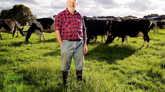 """Aiding EU farmers is wasting money"""