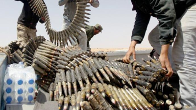 European instructors will teach Libyan rebels