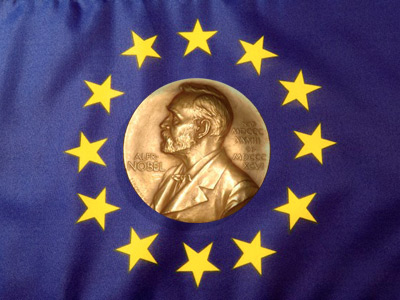 Nobel Peace Prize brews hostility as winners renounce EU's award