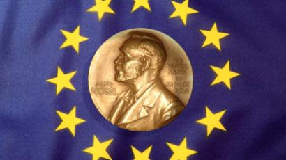EU's Nobel Peace prize 'unexpected and strange' – senior Russian MP