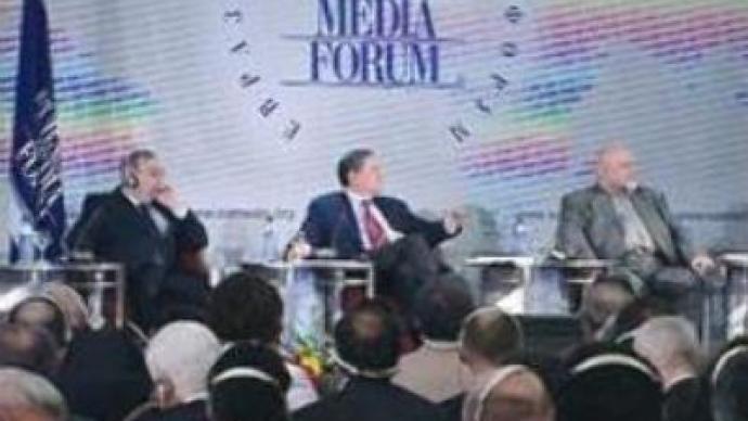 Eurasian Media Forum: security issues top agenda